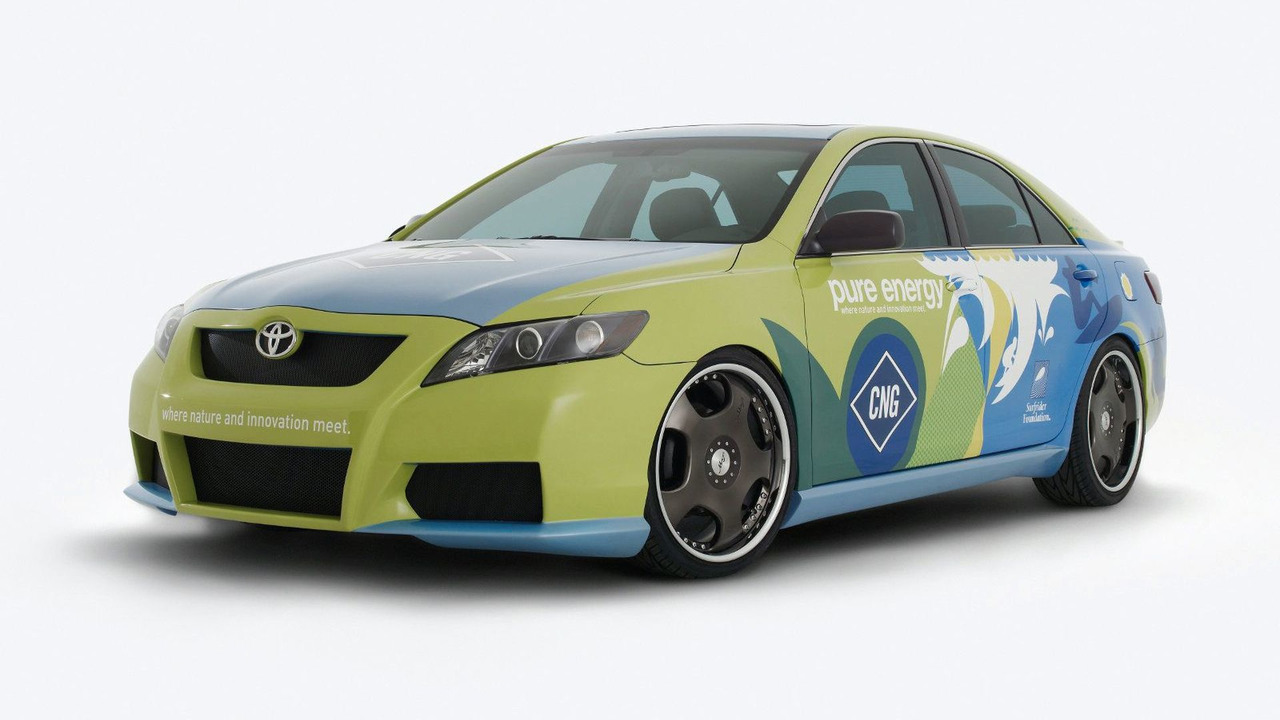 Toyota Surfrider Camry Hybrid CNG SEMA 2009