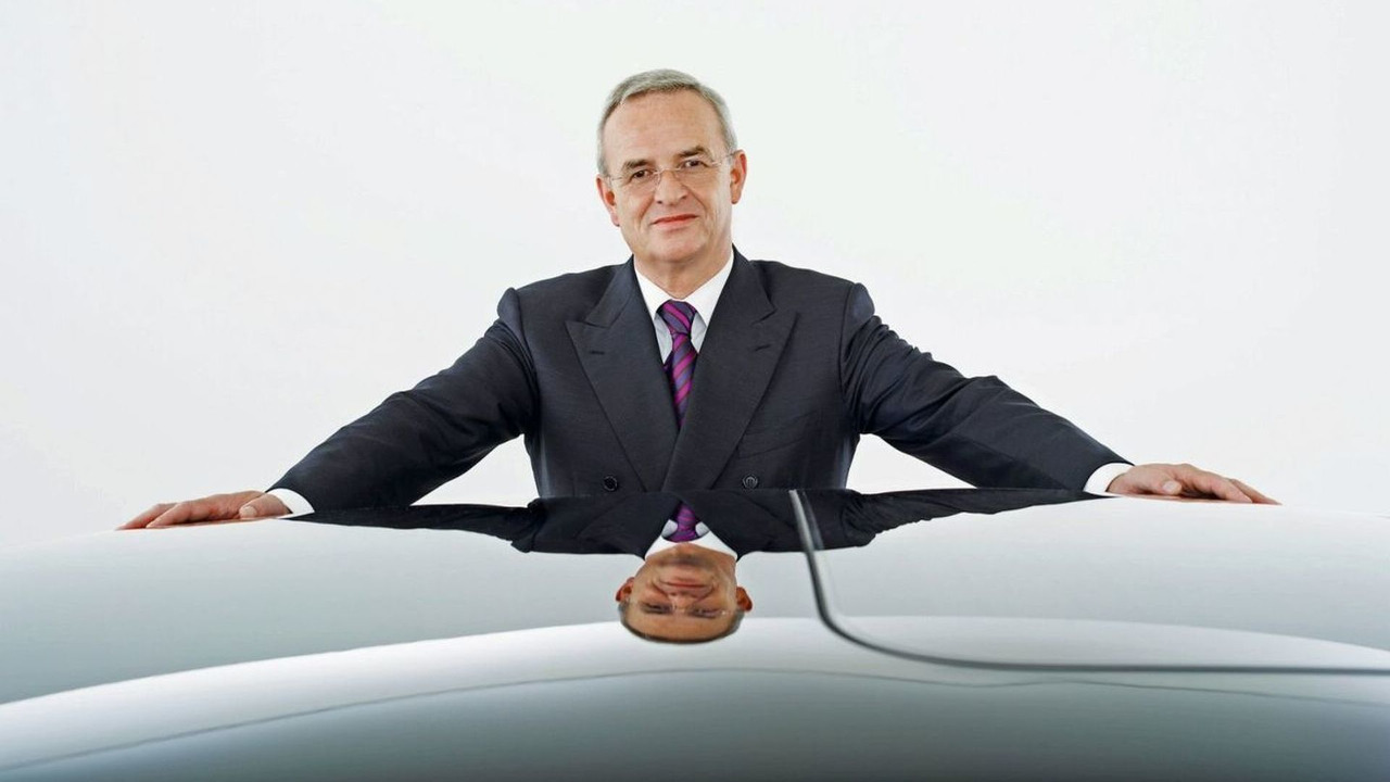 Prof. Dr. rer. nat. Martin Winterkorn, Chairman of the Board of Management of Volkswagen AG