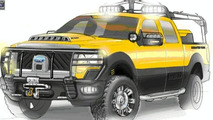 Ford F-150 Heavy Duty DEWALT Contractor