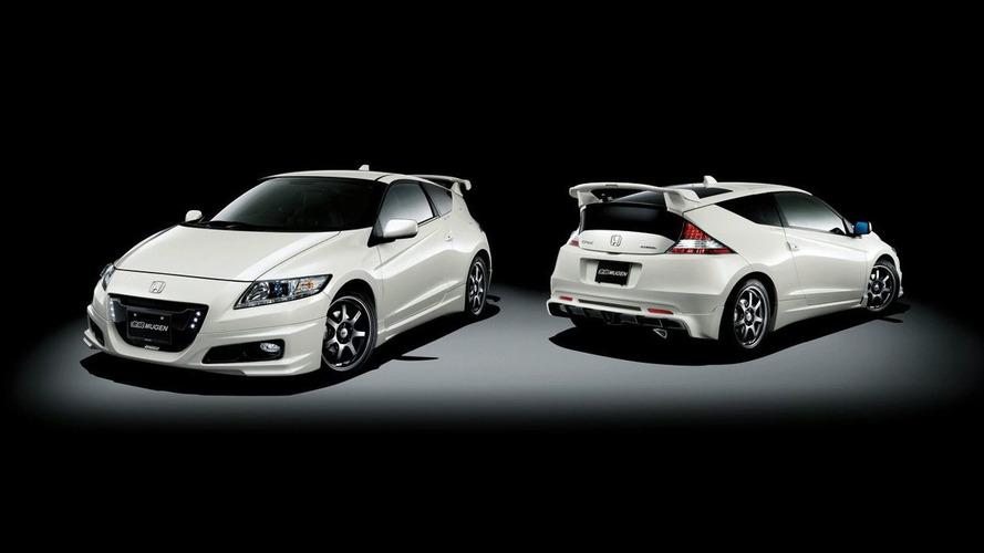Honda CR-Z Hybrid Coupe Receives MUGEN Styling Treatment
