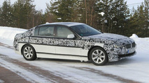 2011 BMW 5-Series long wheelbase spy photos 04.03.2010