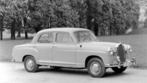 Mercedes-Benz 180 D (W 120 series) from 1954