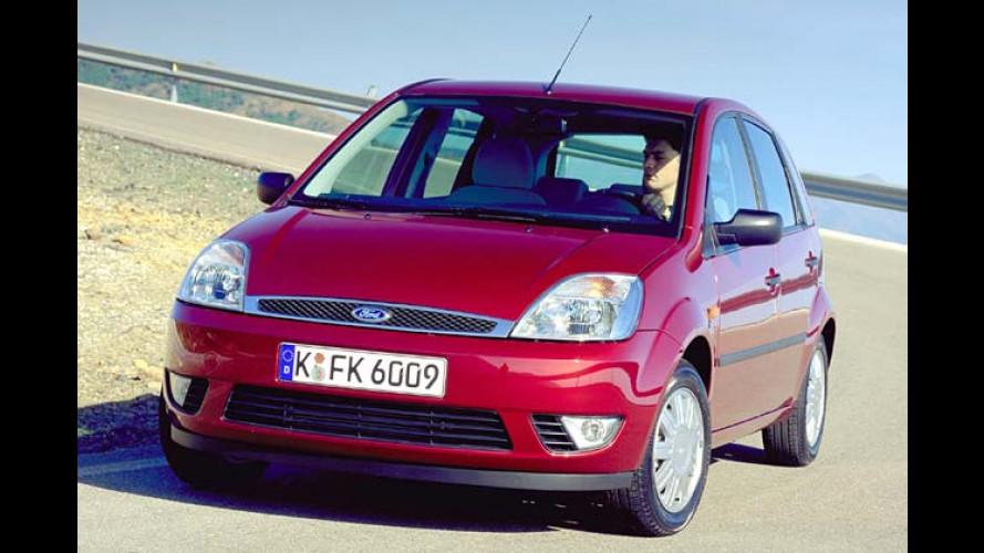 Saubermann: Ford Fiesta 1.4 TDCi erfüllt die Euro-4-Norm