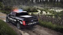 Ford F-150 2018 patrulla policial