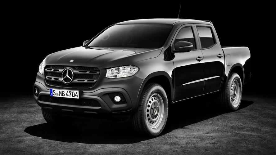 Egyelőre biztosan nem kerül V8-as motor a Mercedes pickupjába