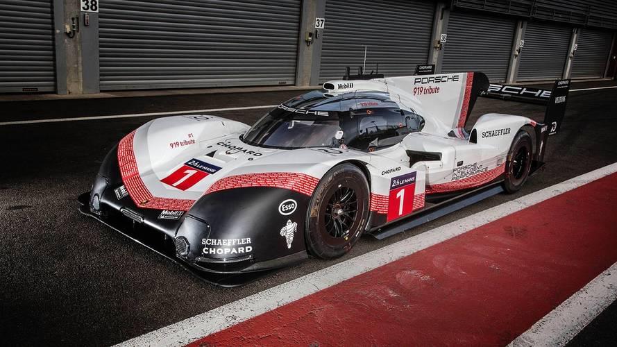 Porsche Hints 919 Hybrid Evo Will Break Another Lap Record
