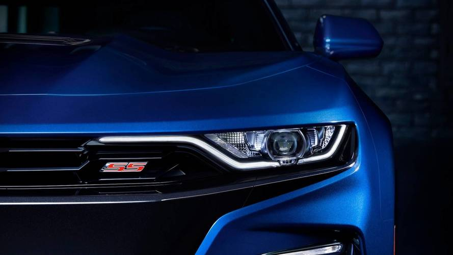 Chevy Camaro Gets New Look For 2019 Adds 275 Hp Turbo 1le