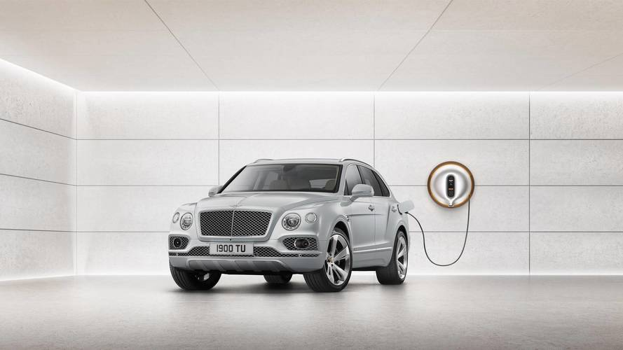 Bentley launches Bentayga Hybrid and V8 models at Geneva show