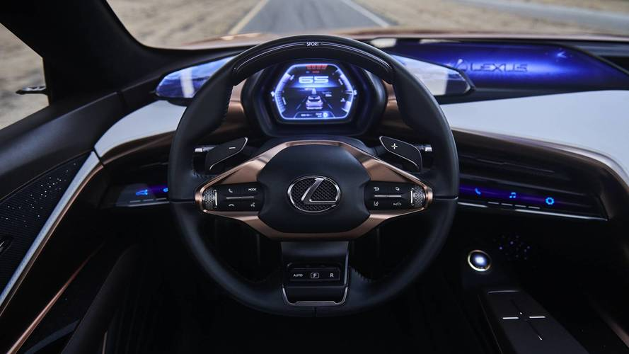 Lexus LF-1 Limitless Concept photo