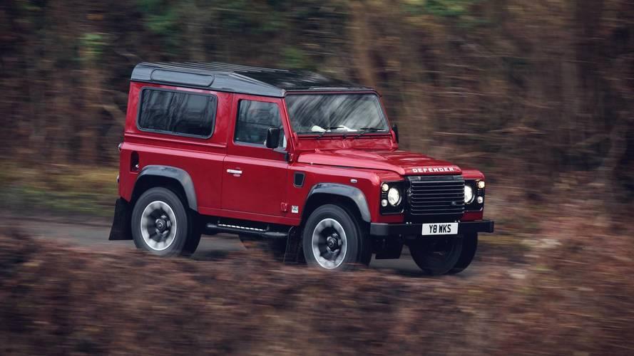 Land Rover a déjà vendu tous les Defender V8 405 ch