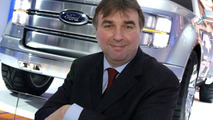 Ford North America design chief Peter Horbury