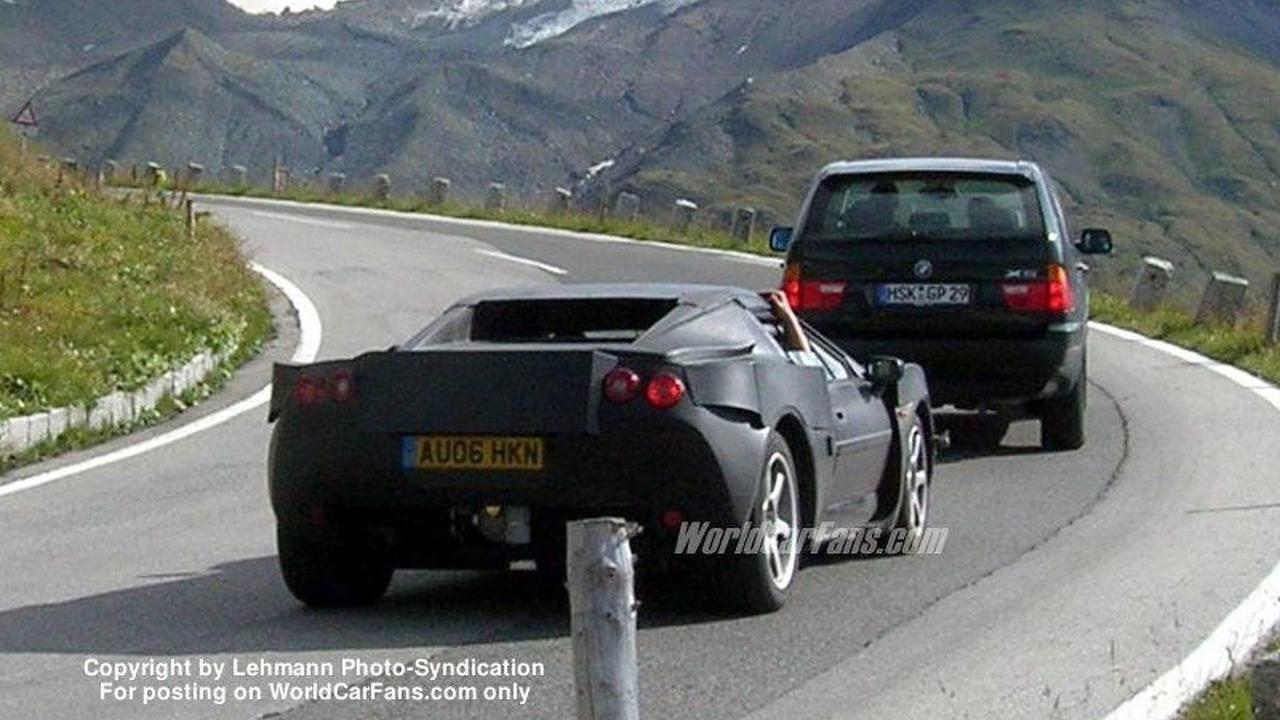Spy Photos: Lotus Esprit