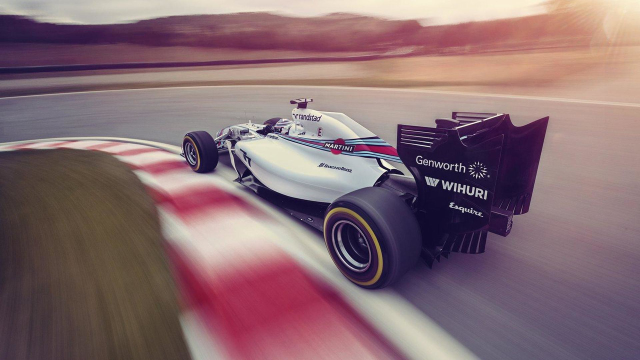 Williams Martini Racing Launch FW36
