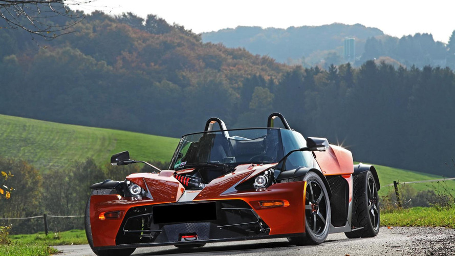 KTM X-BOW GT gets 435 HP from Wimmer RS
