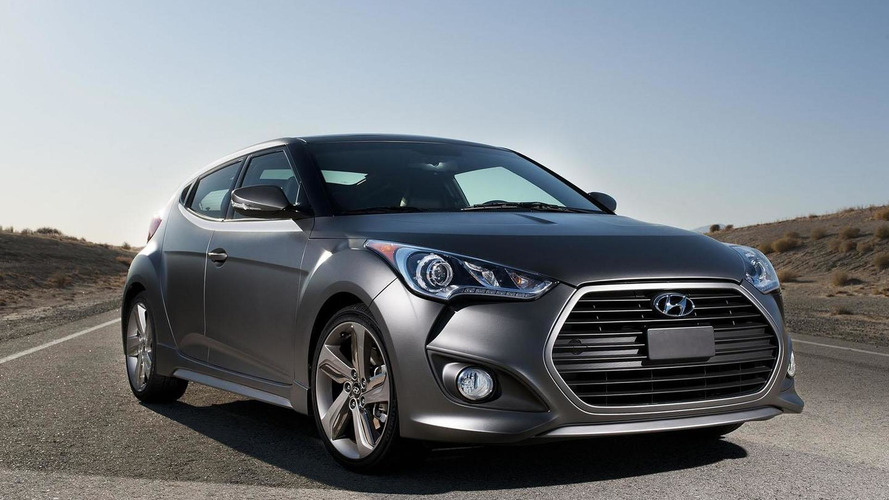 2014 Hyundai Veloster revealed, special edition to debut in L.A.