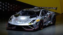 Lamborghini Gallardo LP 570-4 Squadra Corse live in Frankfurt 09.09.2013