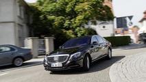 Mercedes S500 Intelligent Drive prototype 12.9.2013