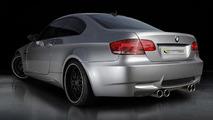 BMW M3 E92 by Emotion Wheels