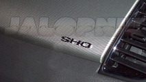 2010 Ford Taurus SHO badge spied on prototype