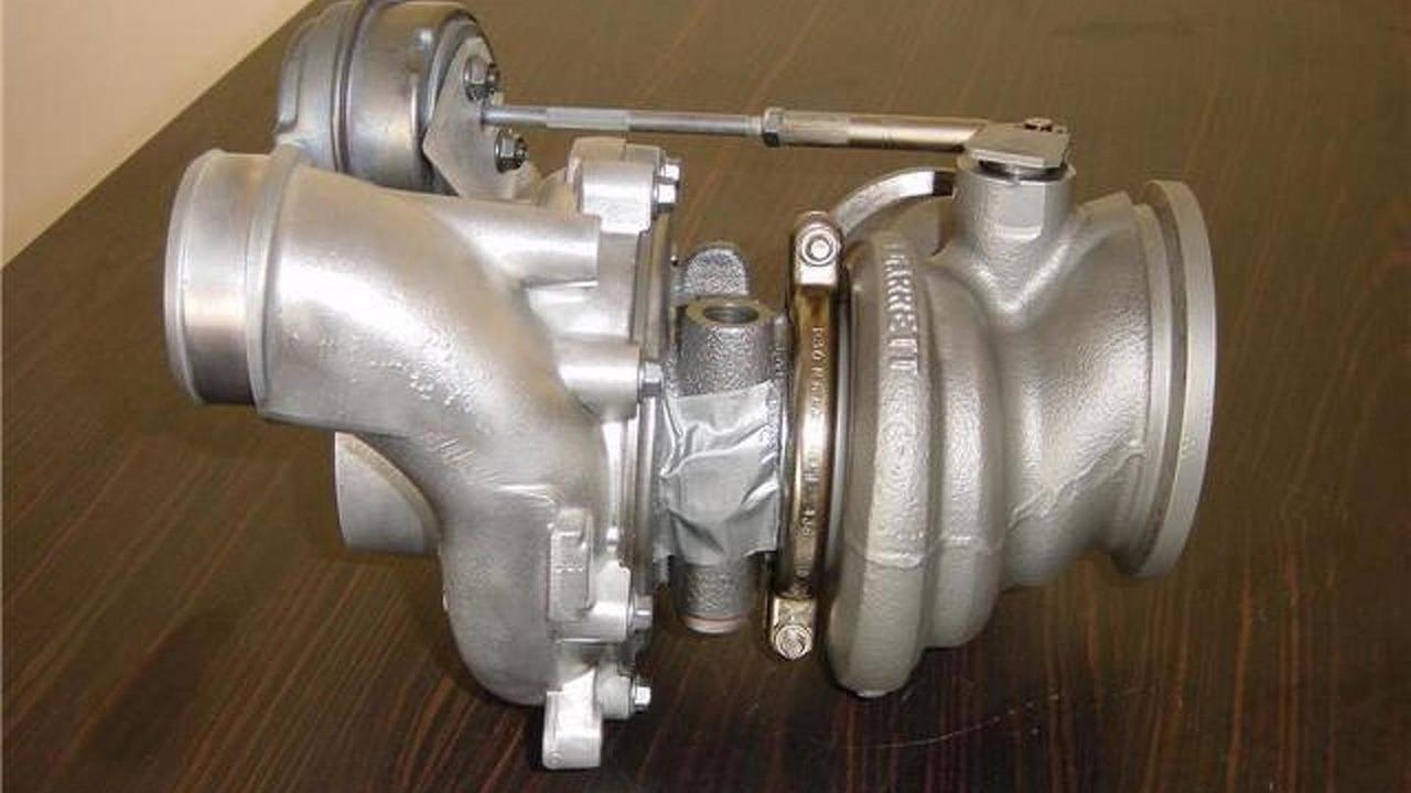 Alsa Engineering BMW X6 M turbo unit 30.06.2010