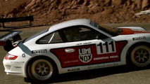 Porsche 911 GT3  piloted by Jeff Zwart breaks Pikes Peak record by 38 seconds
