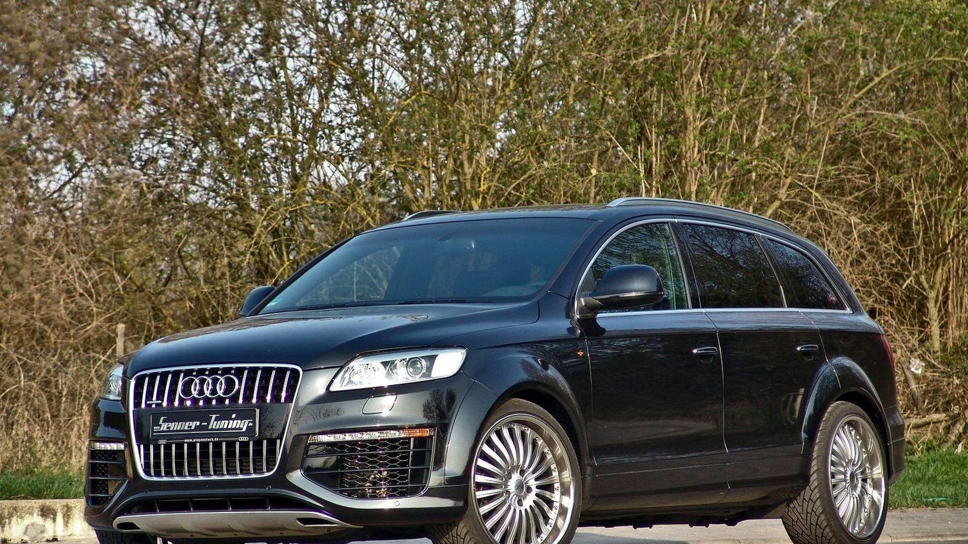 Audi Q7 W12 Sel New Cars 2017 2018