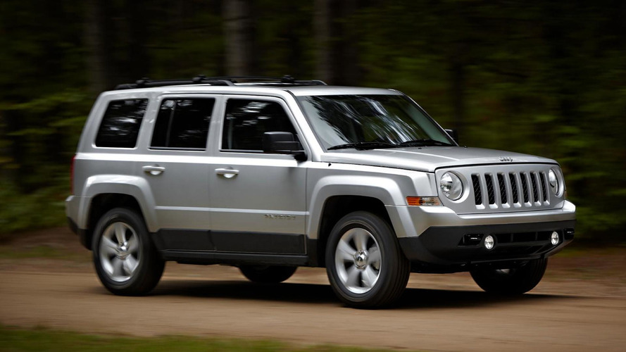 2011 Jeep Patriot facelift revealed