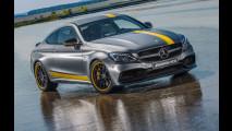 Mercedes-AMG C 63 Coupé, ecco la Edition 1