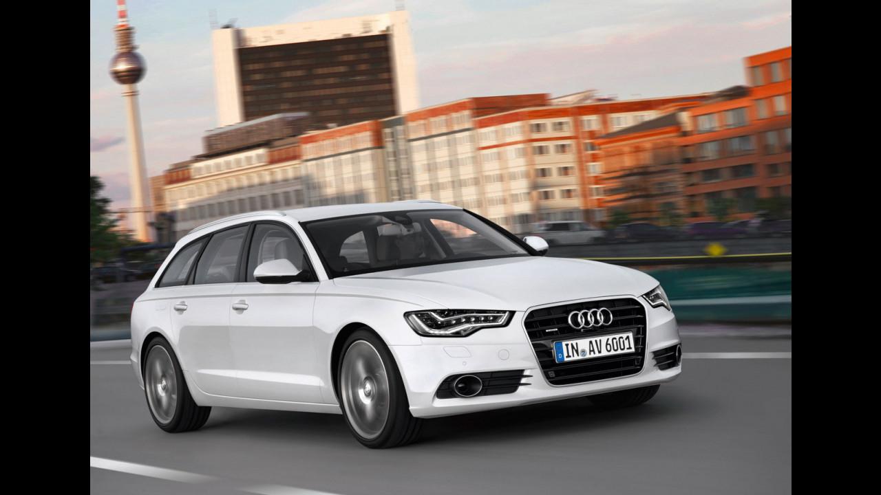 Fari a LED Audi