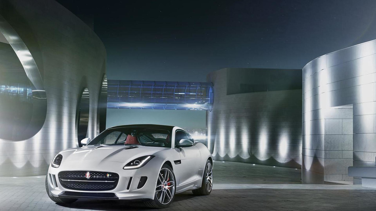 2014 Jaguar F-Type Coupe