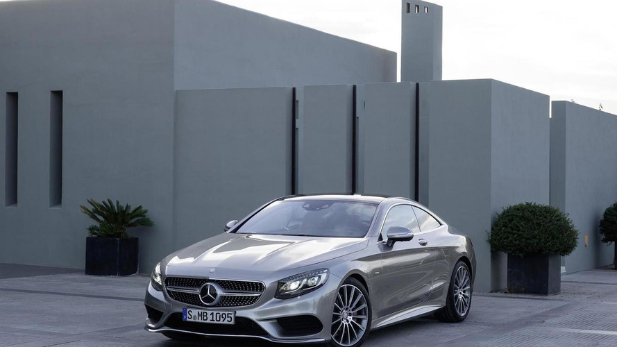 Mercedes S-Class Coupe pricing announced (US)