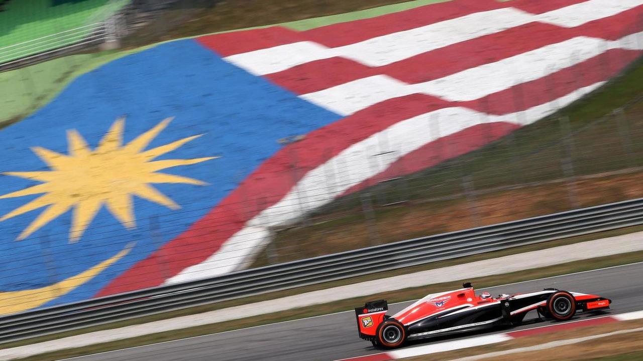 Jules Bianchi (FRA), 28.03.2014, Malaysian Grand Prix, Sepang / XPB