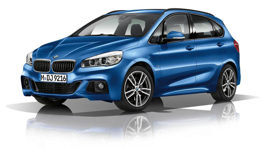 BMW 2-Series Active Tourer M Sport revealed