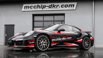 Porsche 911 Turbo S upgraded to 660 HP by mcchip-dkr