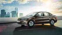 Volkswagen Vento facelift unveiled