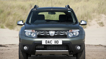 2015 Dacia Duster (UK)