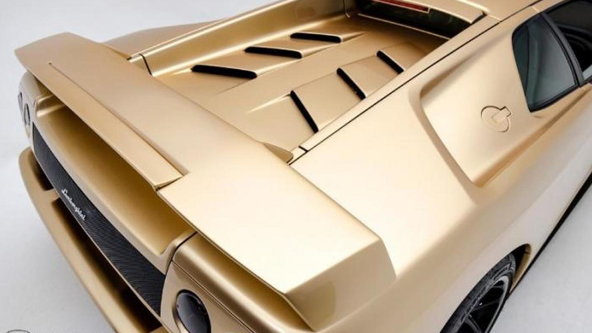 Крышка моторного отсека Lamborghini Diablo 6.0 SE