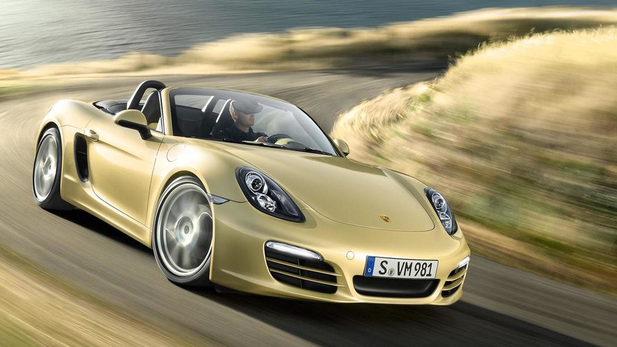 Possible new 211 PS Porsche Boxster leaked through dealer site?