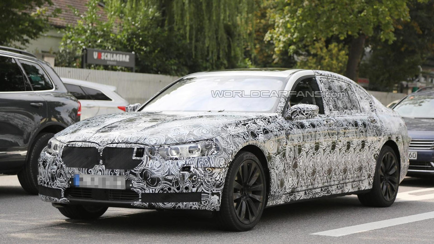2016 BMW 7-Series to feature new six-cylinder engines