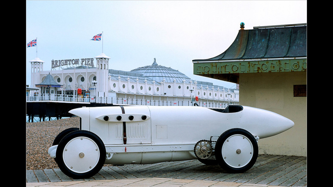 Blitzen-Benz (1909)
