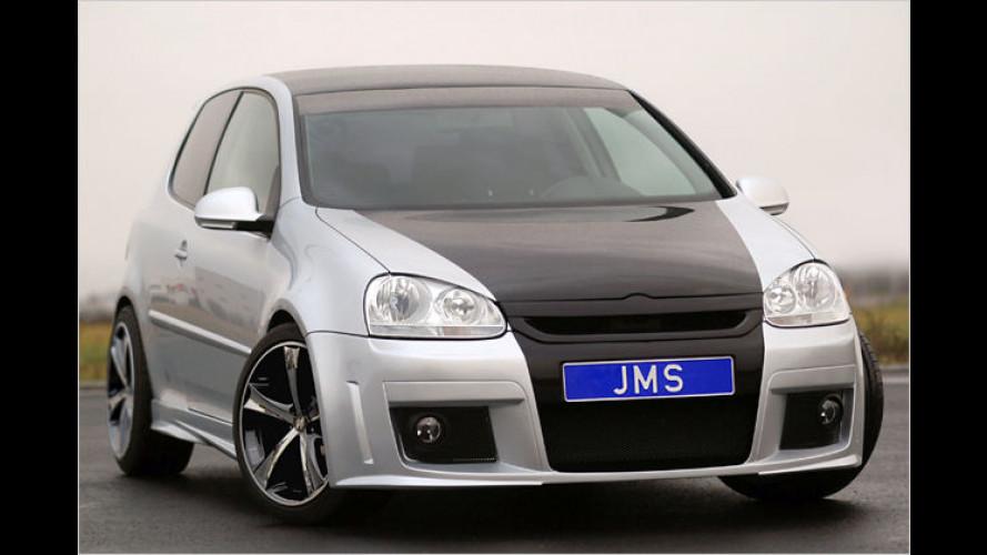 Neues Tuningprogramm für den VW Golf V von JMS