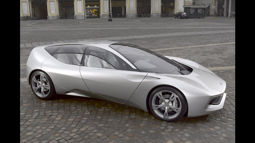 Welcome to tomorrow: Das Concept Car Pininfarina Sintesi