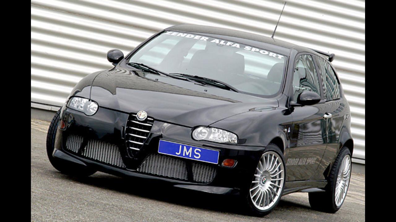 Racelook für den Alfa 147