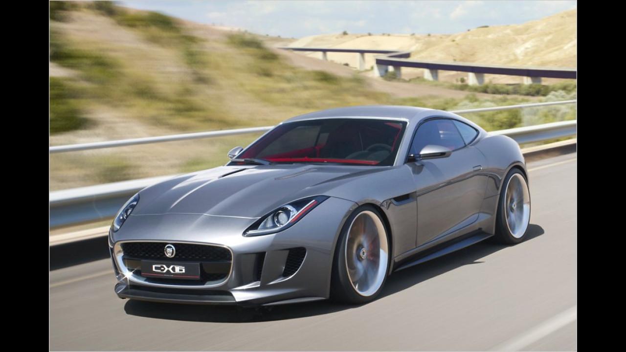 Jaguar X16