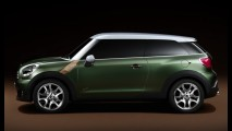 MINI Paceman Concept 2011, o primeiro Sports Activity Coupé compacto
