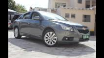 Garagem CARPLACE: Dirigindo o Novo Chevrolet Cruze na estrada - Consumo e desempenho