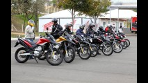 Venda de motos: 1ª quinzena de setembro registra queda