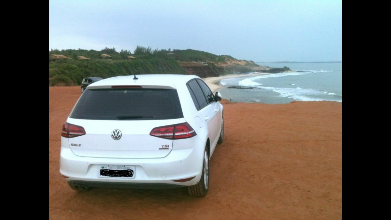 Voz do dono: novo VW Golf após 10 mil km