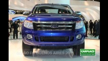 Preços da Nova Ford Ranger 2013 variam de R$ 75.500 a R$ 130.900