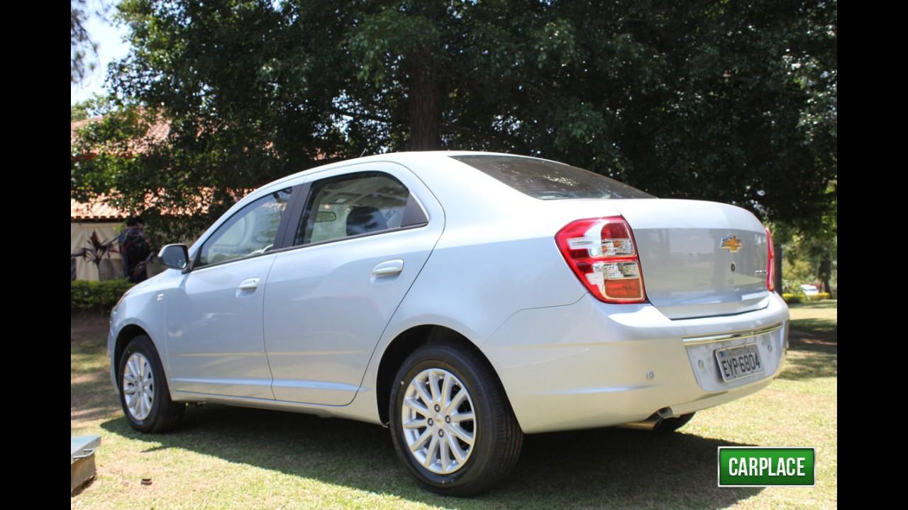 Impressões ao dirigir: Novo Chevrolet Cobalt